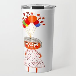 my dreams exploded Travel Mug