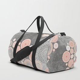 FESTIVAL FLOW BLUSH SUNSHINE Duffle Bag