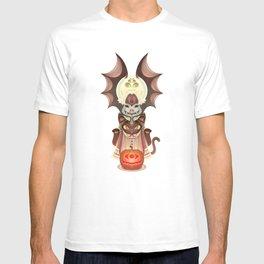 Trick-or-Treat Totem T-shirt
