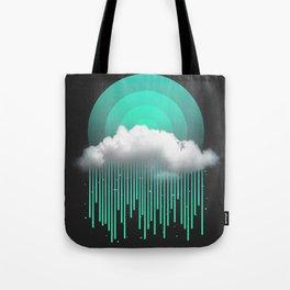 Rainy Daze Tote Bag