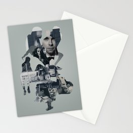 Suburban Apparition Stationery Cards