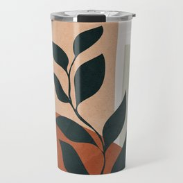 Soft Shapes II Travel Mug