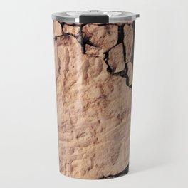 Stone pattern Travel Mug