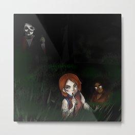 Halloween Spirit Metal Print