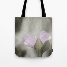 Fringed Polygala Tote Bag