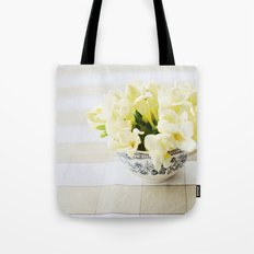Spring in a cup Tote Bag