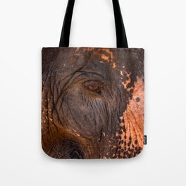 Gentle and Wise Tote Bag