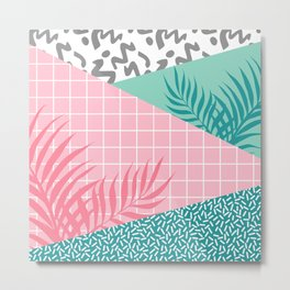 Beverly Hills #society6 #decor #buyart Metal Print