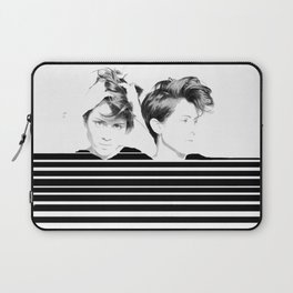 Tegan & Sara Laptop Sleeve