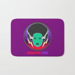 Bride of Neon Frankenstein Bath Mat