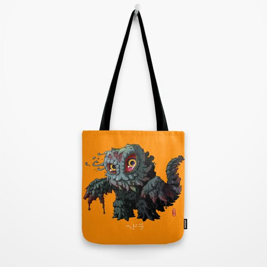 Hedorah Tote Bag