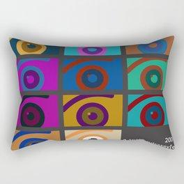 2001 a space odyssey[e] Rectangular Pillow