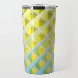 Deep Magic grid 04 Travel Mug