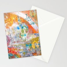 Collage de Mudra Stationery Cards