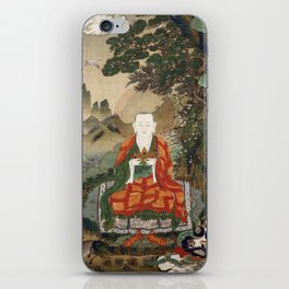 Rahula - Son of Buddha - 16th Century iPhone Skin
