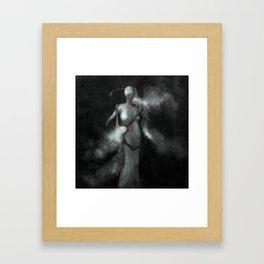Yearn Framed Art Print