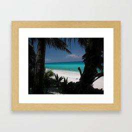 Bimini Framed Art Print