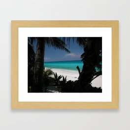 Bimini Framed Art Print