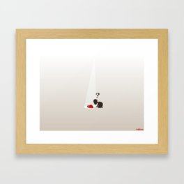 ehm love#3 Framed Art Print