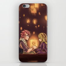 Tangled Nalu  iPhone & iPod Skin