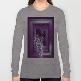Angel of Bristol (Purple) Long Sleeve T-shirt
