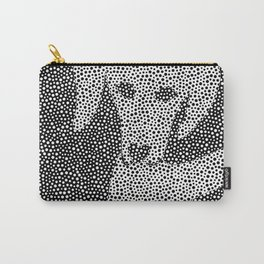 Dalma-Dach Dots Carry-All Pouch