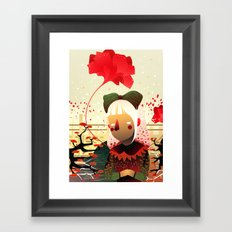 Golly, Sandra Framed Art Print