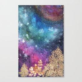 Borealis Canvas Print