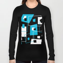 Four Sided Long Sleeve T-shirt