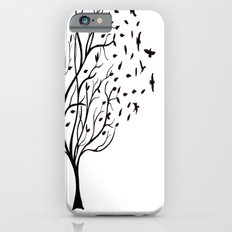 Tree Birds iPhone 6 Slim Case