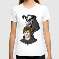 kris tate T-shirts featuring Tate Langdon by Cécile Appert