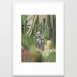 132. Framed Art Print