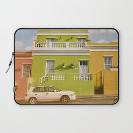 Bo-Kaap Cape Town Laptop Sleeve