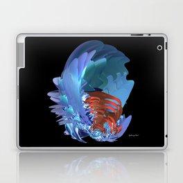 Blue Shell Laptop & iPad Skin