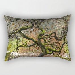 Twisted Tree Rectangular Pillow