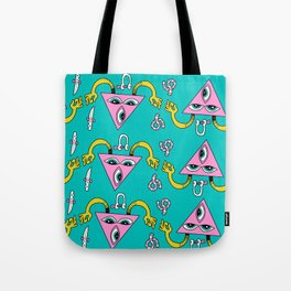 Nautical Mystic Tote Bag
