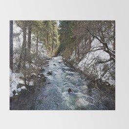 Burney Creek Throw Blanket