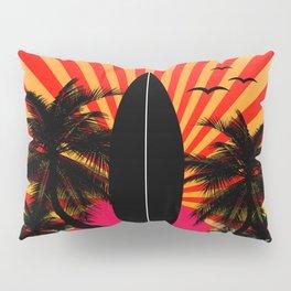 Surf Pillow Sham