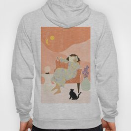 A Wine a Day Hoody