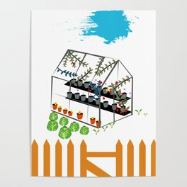 Greenhouse Poster