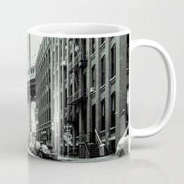 DUMBO Manhattan Bridge 2020 Coffee Mug