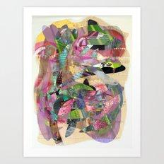 QbmOatQdIU Art Print