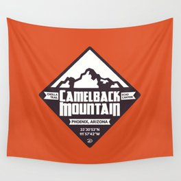 Camelback Mountain Wall Tapestry