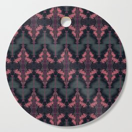 Froth on the Cape - B - Pink Cutting Board
