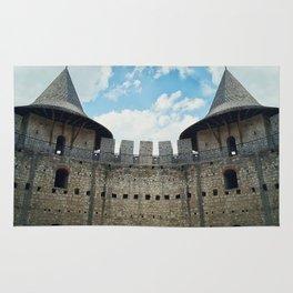 Soroca Fortress Moldova Rug