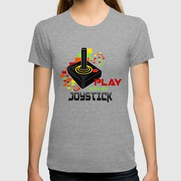 Play with My Joystick T-shirt