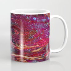 Marbled Galaxy Coffee Mug