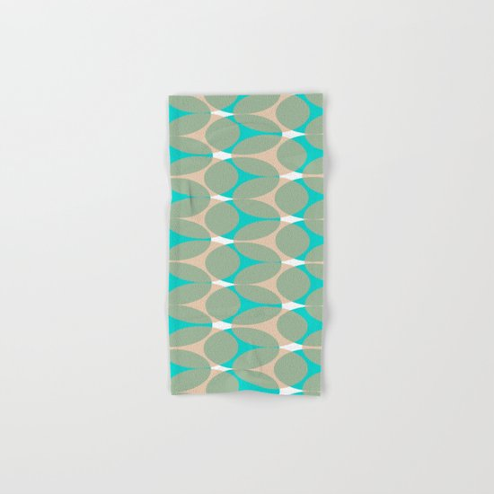 Soft pattern Hand & Bath Towel