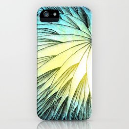Abstract Flower4 iPhone Case