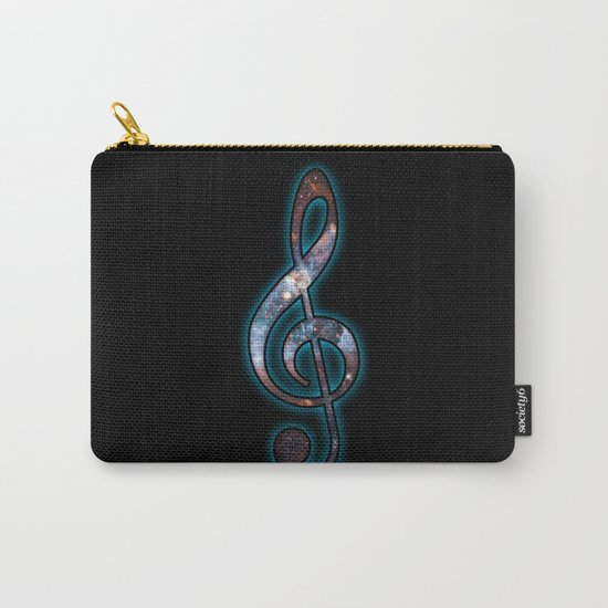 Cosmic Music Carry-All Pouch
